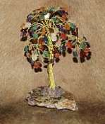 African Gemstone Tree