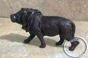 African Iron wood animals