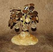 African Gemstone Money Tree