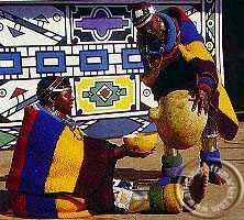 Traditional Ndebele lifestyle