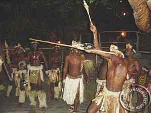 Zulu ceremony
