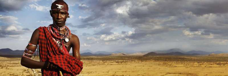 Maasai people, traditions culture
