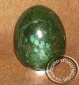 African Jade Stone Egg