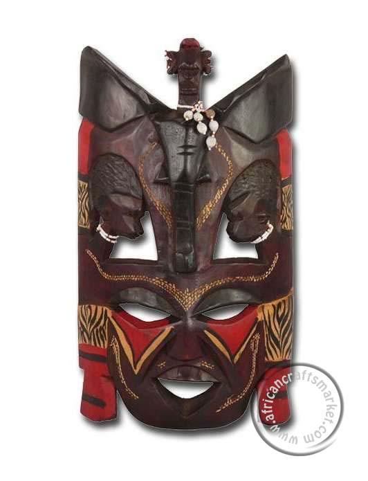 African Mask Maasai