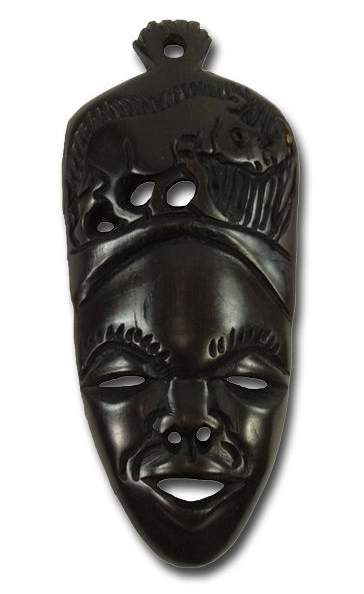 African Ebony mask