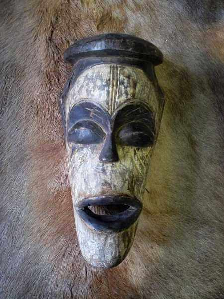 African  Fang mask