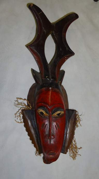 African Guro mask