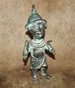 Benin Bronze warrior