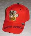 African big 5 African animal baseball cap