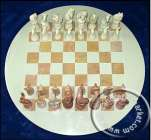 African Maasai Tribe Chess Set