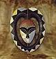 African tribal mask - Kwele