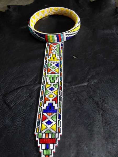 Ndebele necklace