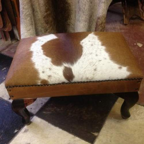 Tremendous Cow Hide Foot Stool South Africa Alphanode Cool Chair Designs And Ideas Alphanodeonline