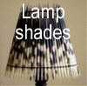 African lampshades