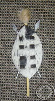 7dbb9a6ca African Zulu shield