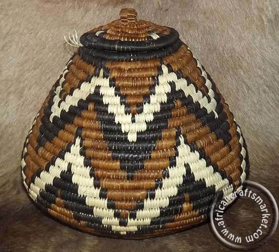 African Beer Baskets