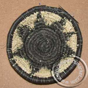 Zulu nut basket