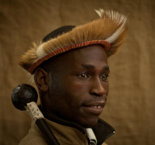 Traditional Zulu headband