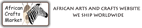 African arts and crafts website